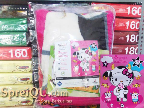 76 Gambar Selimut Hello Kitty Paling Keren