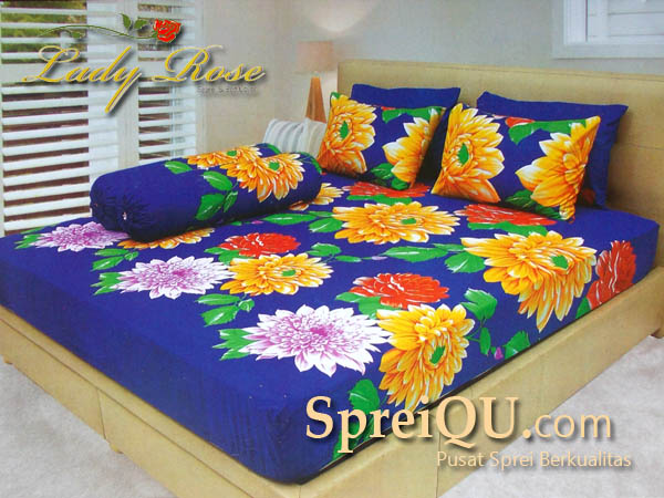 Sprei Lady Rose Clara