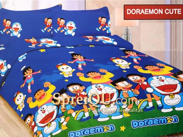 Sprei Bonita Doraemon Cute Single 120×200
