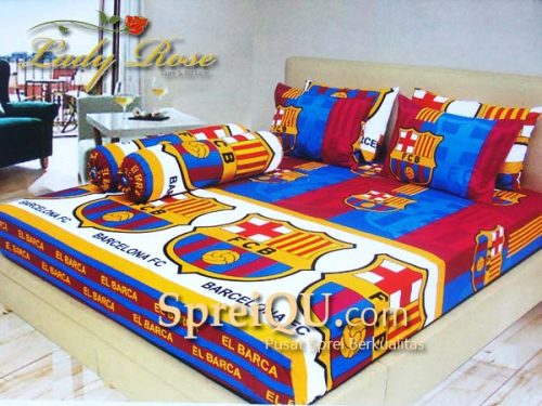Sprei Lady Rose Barcelona Queen 160x200