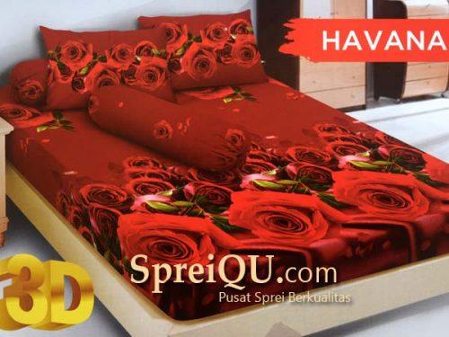 Sprei Santika Kintakun D'luxe Havana King 180x200