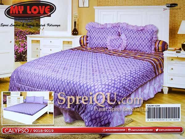Sprei My Love Calypso King 180x200