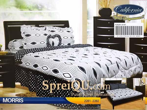 Bed Cover California Morris X