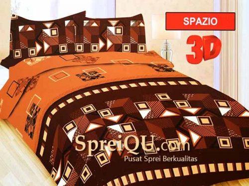 Sprei Bonita Spazio 3D Queen 160×200