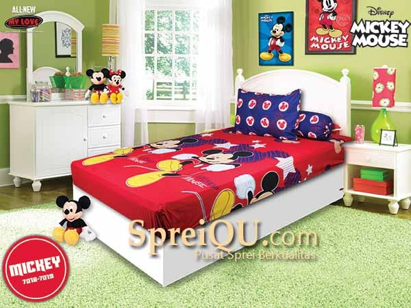 Sprei Santika Kintakun D luxe Merci Paris Single 120x200 SpreiQU Source · Sprei All New My