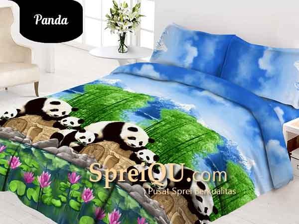 Sprei Rosanna Vito Panda King 180×200