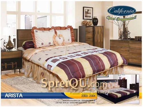Bed Cover California Arista 180x200
