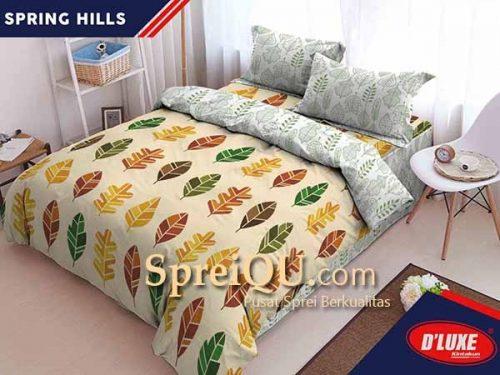 Sprei Kintakun Deluxe Spring Hills Queen 160x200