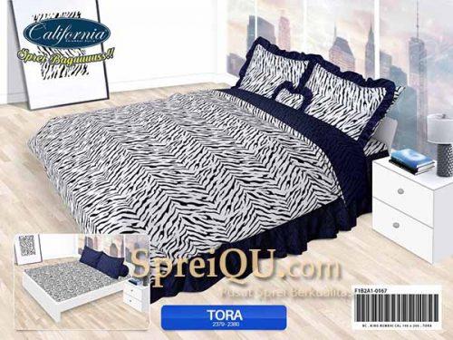 Sprei California Tora King 180x200